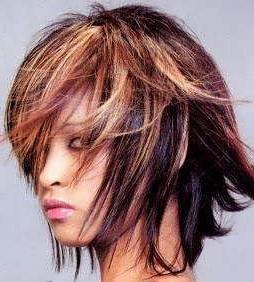 Модное мелирование волос 2018 на фото с примерами