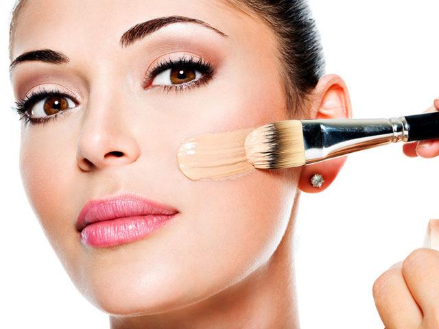 Как и чем правильно наносить тональный крем на лицо? — Пошаговые инструкции