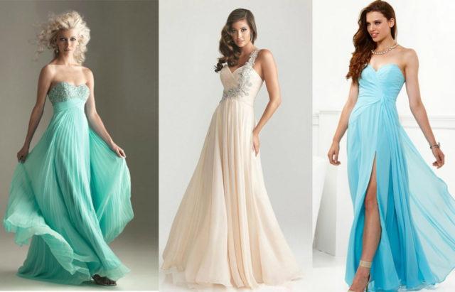 Красивые платья на выпускной: фото обзор супер идей для милых леди