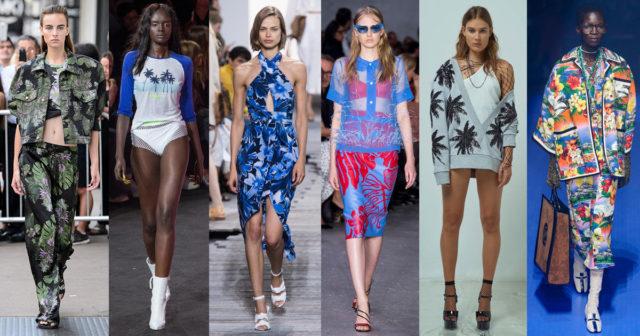 Модная одежда весна-лето 2018-2019: фото, фасоны, тенденции