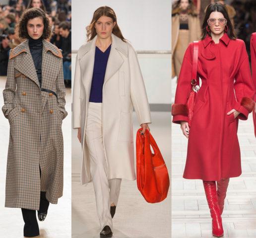 Модное пальто весна 2018-2019, красивое весеннее пальто, фото