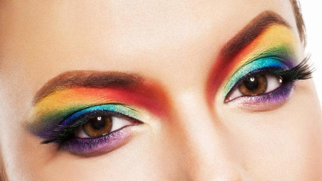 Как накрасить глаза тенями (поэтапное руководство + фото)