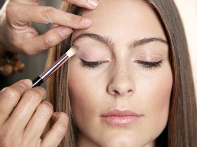 Как красить брови тенями? — Пошаговое фото, инструкции