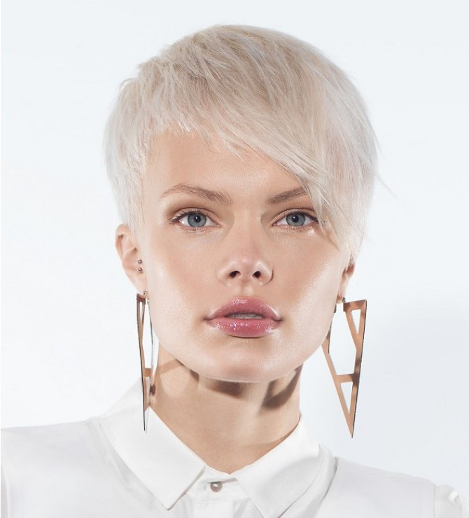 Самые модные женские короткие стрижки на короткие волосы 2018-2019: фото и описание коротких стрижек